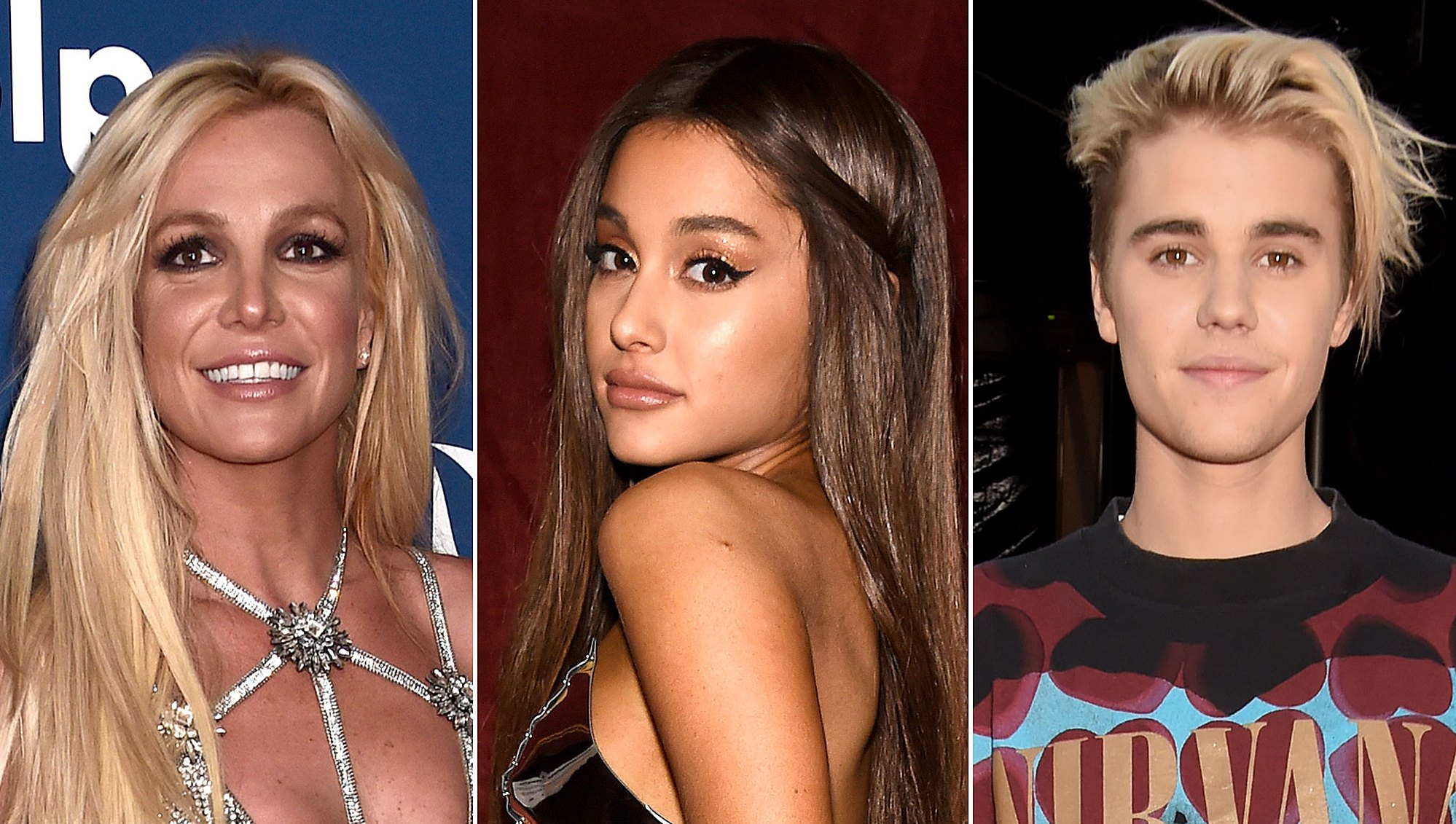 Ariana Grande, Justin Bieber and More Stars With Original Holiday Songs That Became Instant Classics: Listen