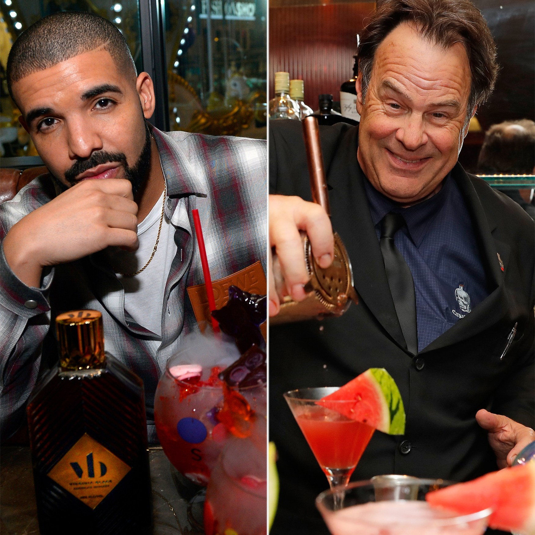 Celebs With Alcohol Brands