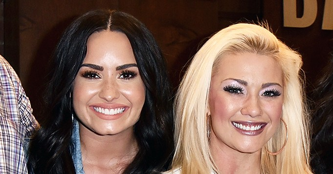 Demi Lovato's Sister Claps Back: 'She's Conquering' Some 'Really Hard S--t'