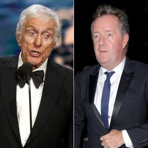 Dick Van Dyke Claps Back at Piers Morgan's Joke About His Name