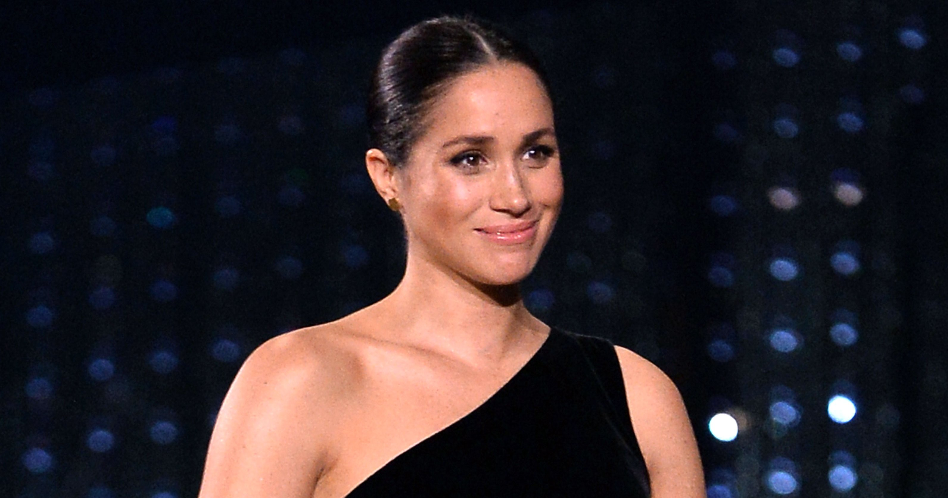 Meghan Markle's Givenchy Fashion Awards Gown Wasn't Her First Choice