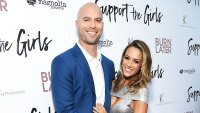 Jana Kramer Mike Caussin