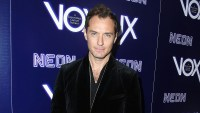 Jude Law Goes Out In Pajamas Forgets He Is Famous