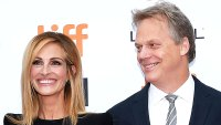 Julia Roberts and Peter Hedges