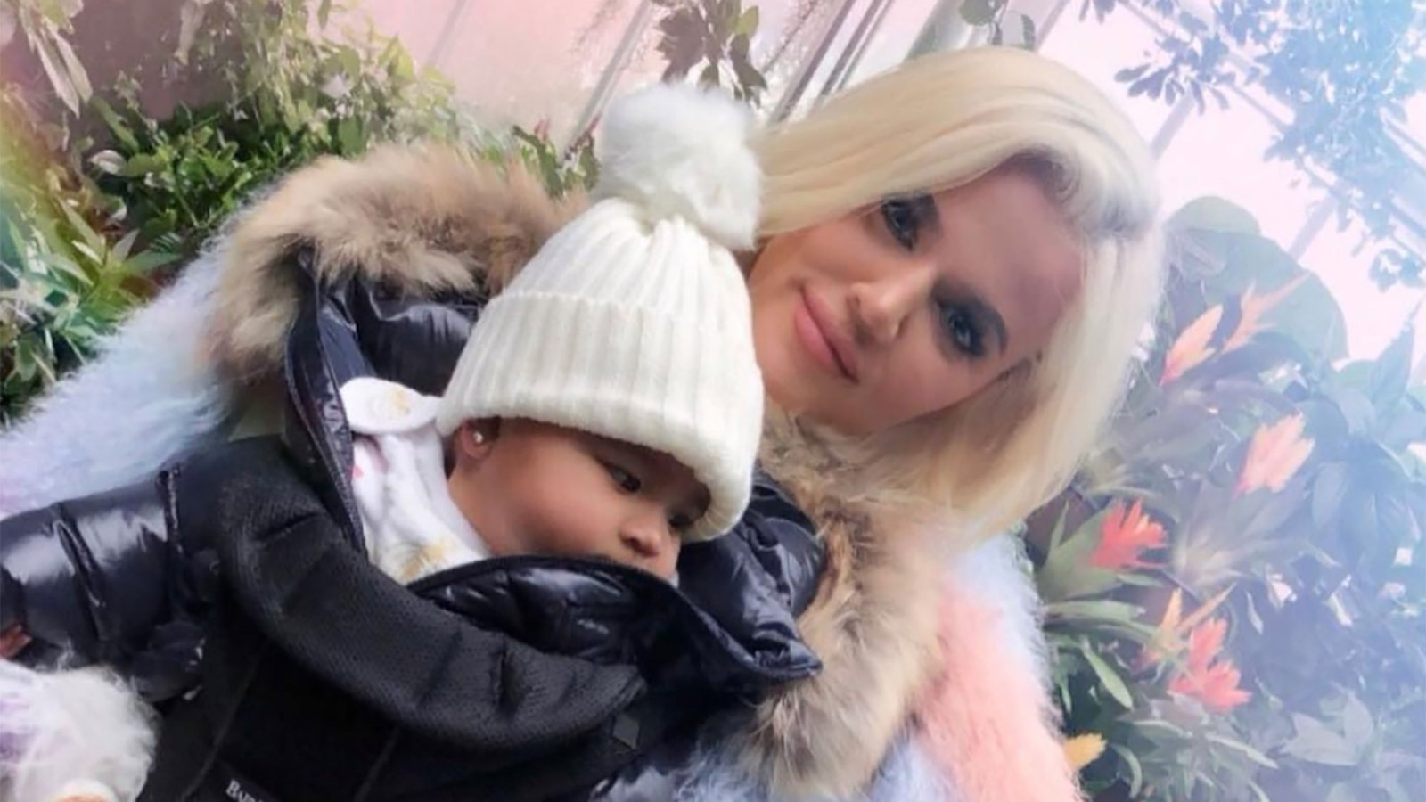 6839343dfae Khloe Kardashian Is Looking for a Biracial Baby Doll for True: 'Those  Silicone Babies Really Freak Me Out!'