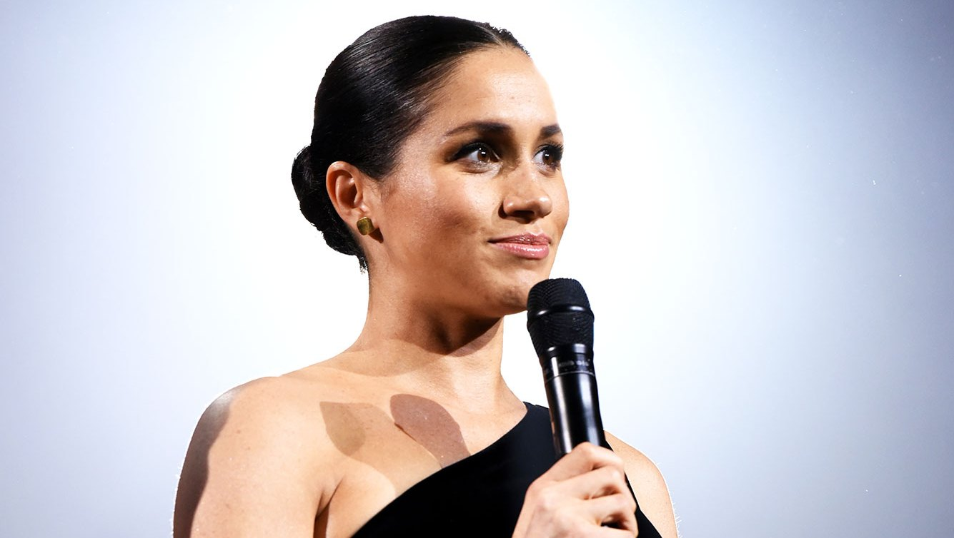 Pregnant Meghan, Duchess of Sussex Is Getting Shamed for Something All Moms Do