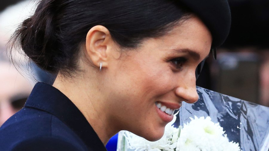 All About Meghan Markle's Christmas Earrings