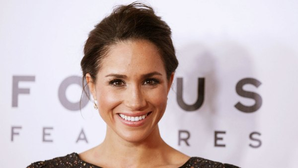Throwback! Meghan Markle Stunned on the Golden Globes Red Carpet Four Years Ago