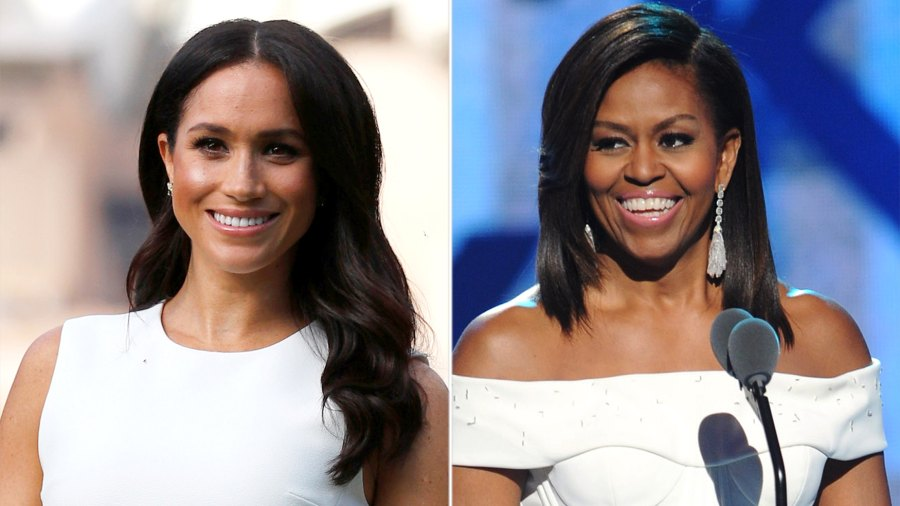 Meghan Markle, Michelle Obama