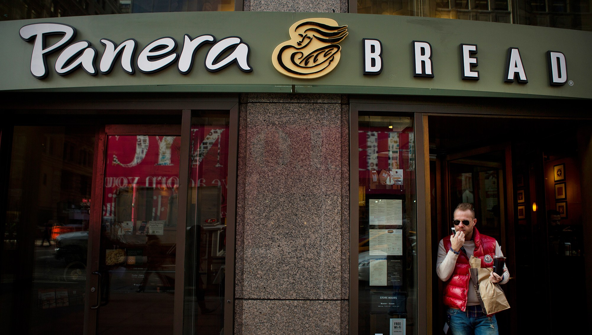 Panera Bread Is Giving Out Free Bagels Every Day From Now Until 2019, But There's a Catch