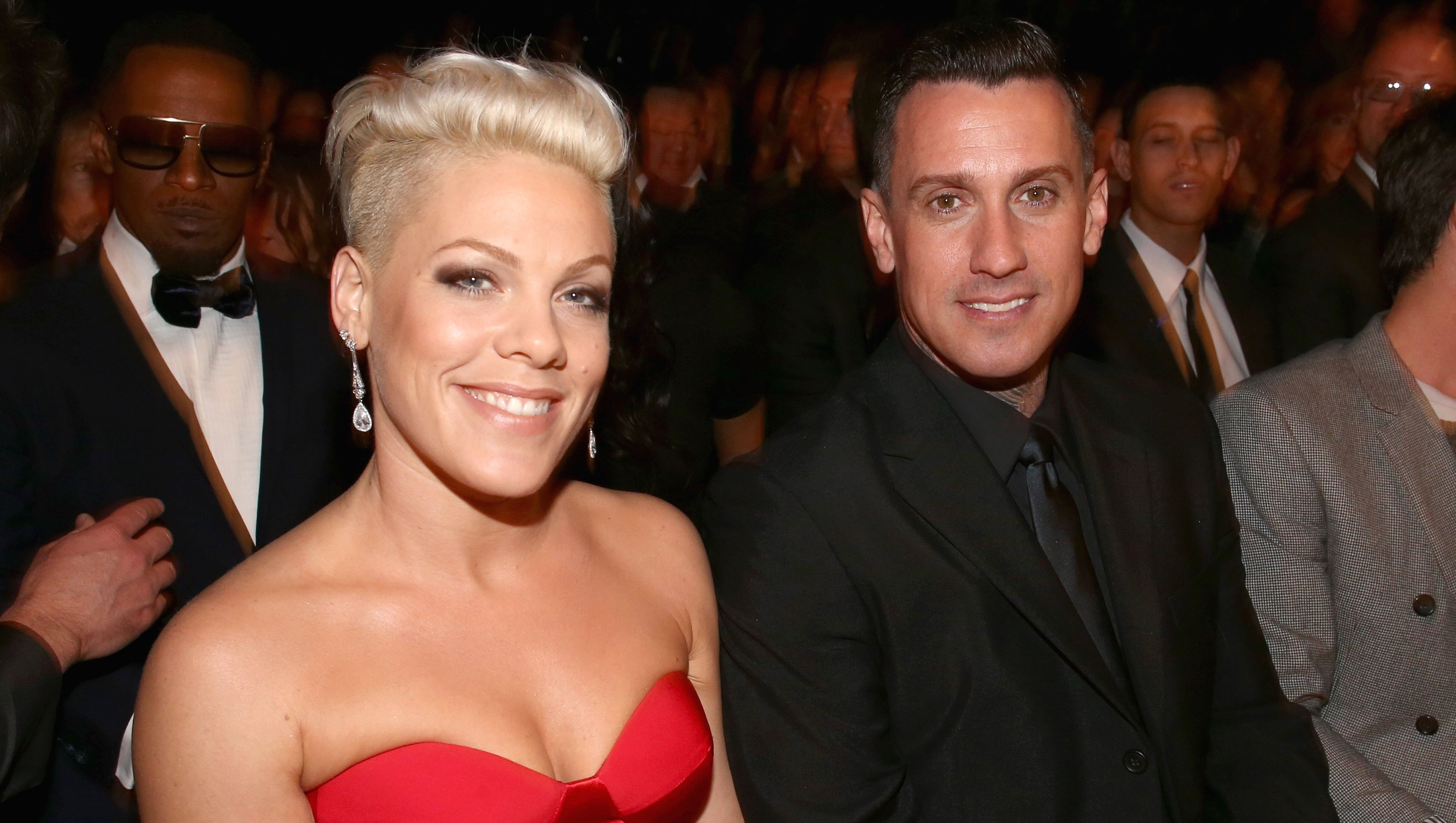 Pink and Carey Hart's Parenting Skills Are Questioned — and She Responds