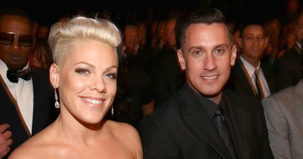 Pink Claps Back at Troll Who Dad-Shamed Husband Carey Hart