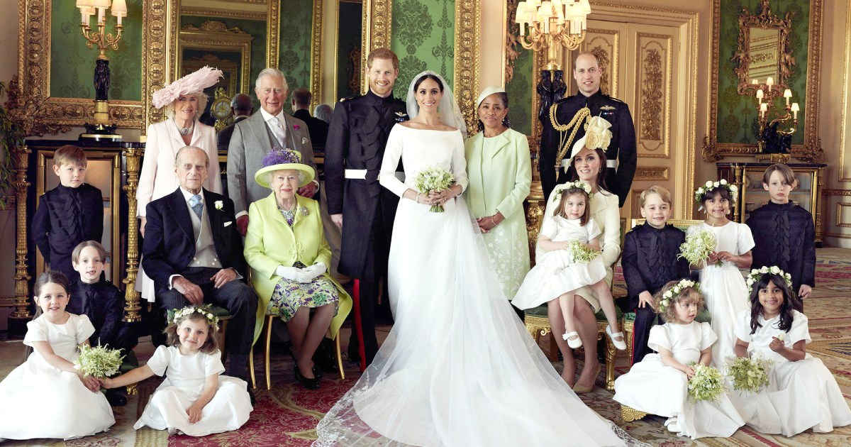 All the Endearing Nicknames of the Royal Family
