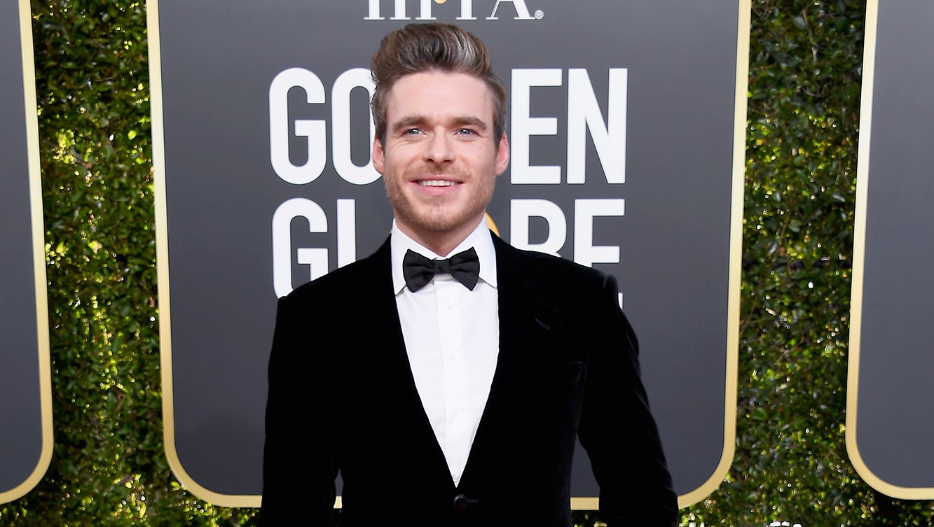 7 Hottest Hunks on the 2019 Golden Globes Red Carpet