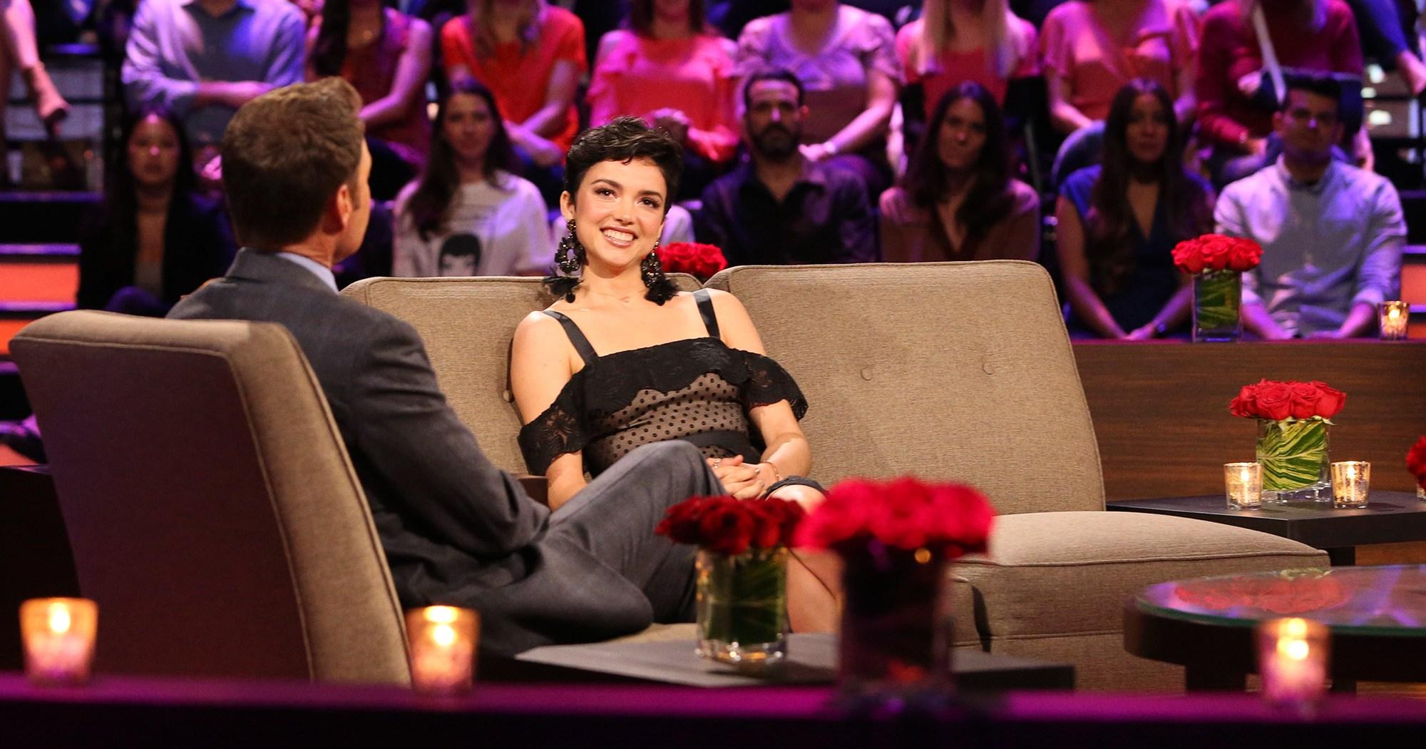 Pregnant 'Bachelor' Alum Bekah Martinez Opens Up About Hormones