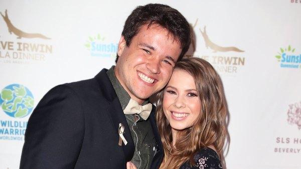 Bindi Irwin & Chandler Powell engaged