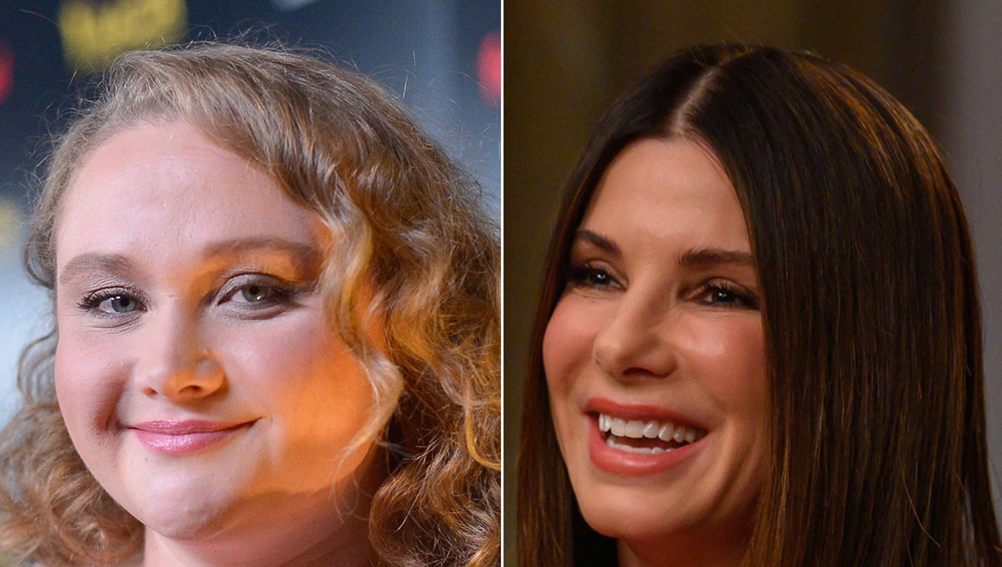 Bird Box's Danielle Macdonald Says Sandra Bullock Is 'an Alien' With Impeccable Work-Life Balance Skills
