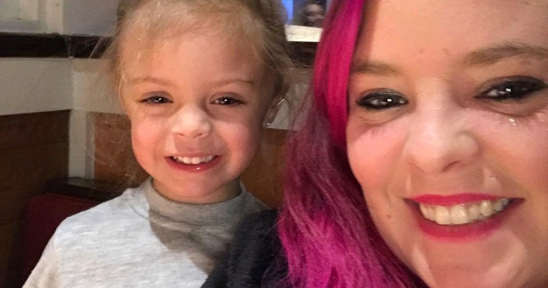 Catelynn Lowell's Daughter Loves Feeling Her Baby Bump Kick