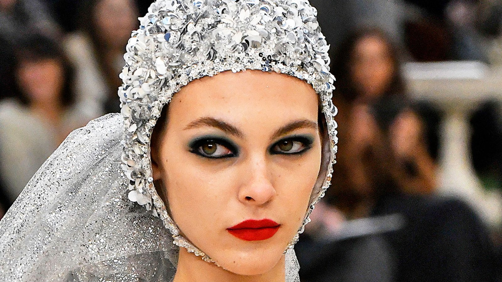 7cd33e644f Chanel Introduces the Idea of a Bridal Bathing Suit at Paris Spring-Summer  2019 Couture Fashion Week