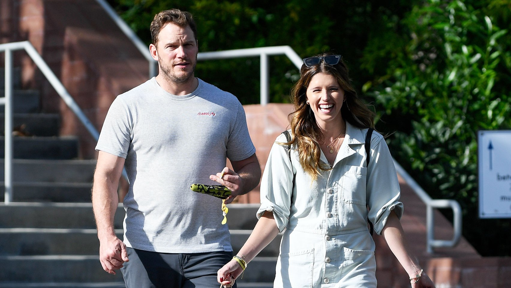 Chris Pratt Wants 'Lots of Kids' After Engagement to Katherine Schwarzenegger