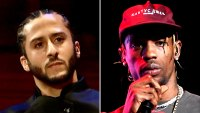 Colin Kaepernick Denies Report That He Spoke With Travis Scott About the Super Bowl 2019 Halftime Show