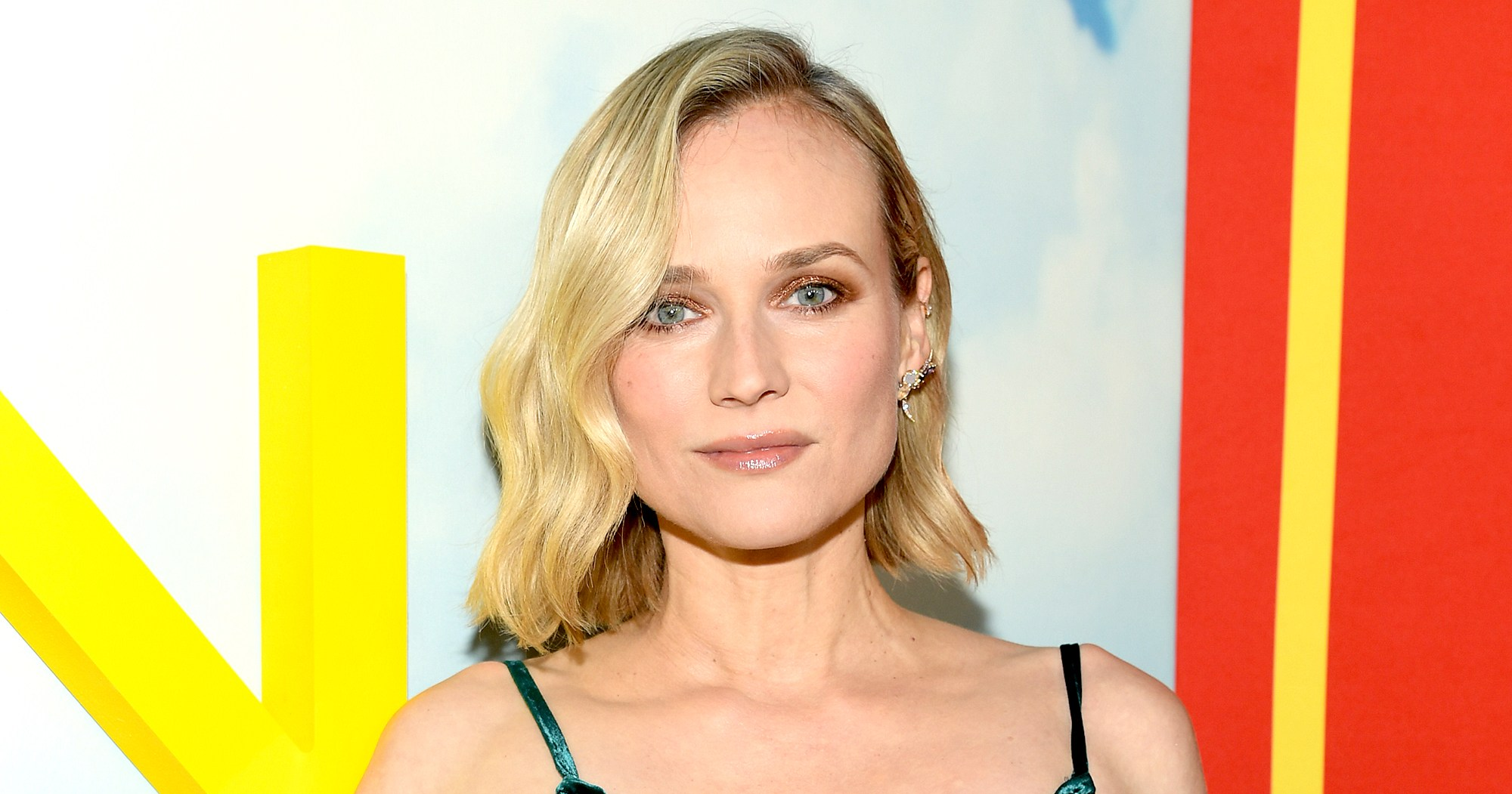 Diane Kruger Is Happy She Waited to Have a Baby at Age 42
