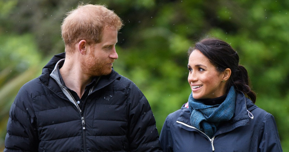 Duchess Meghan Calls 'Many of the Shots' With Prince Harry