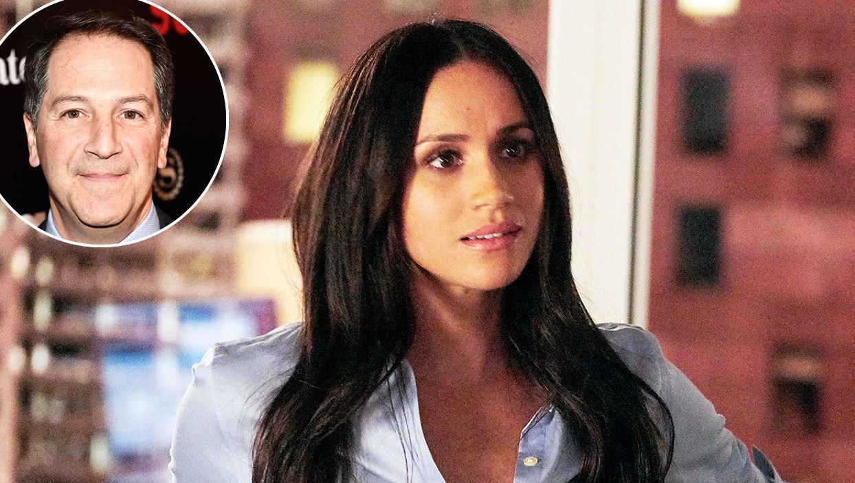 Duchess Meghan Markle Suits Return Final Season Aaron Korsh