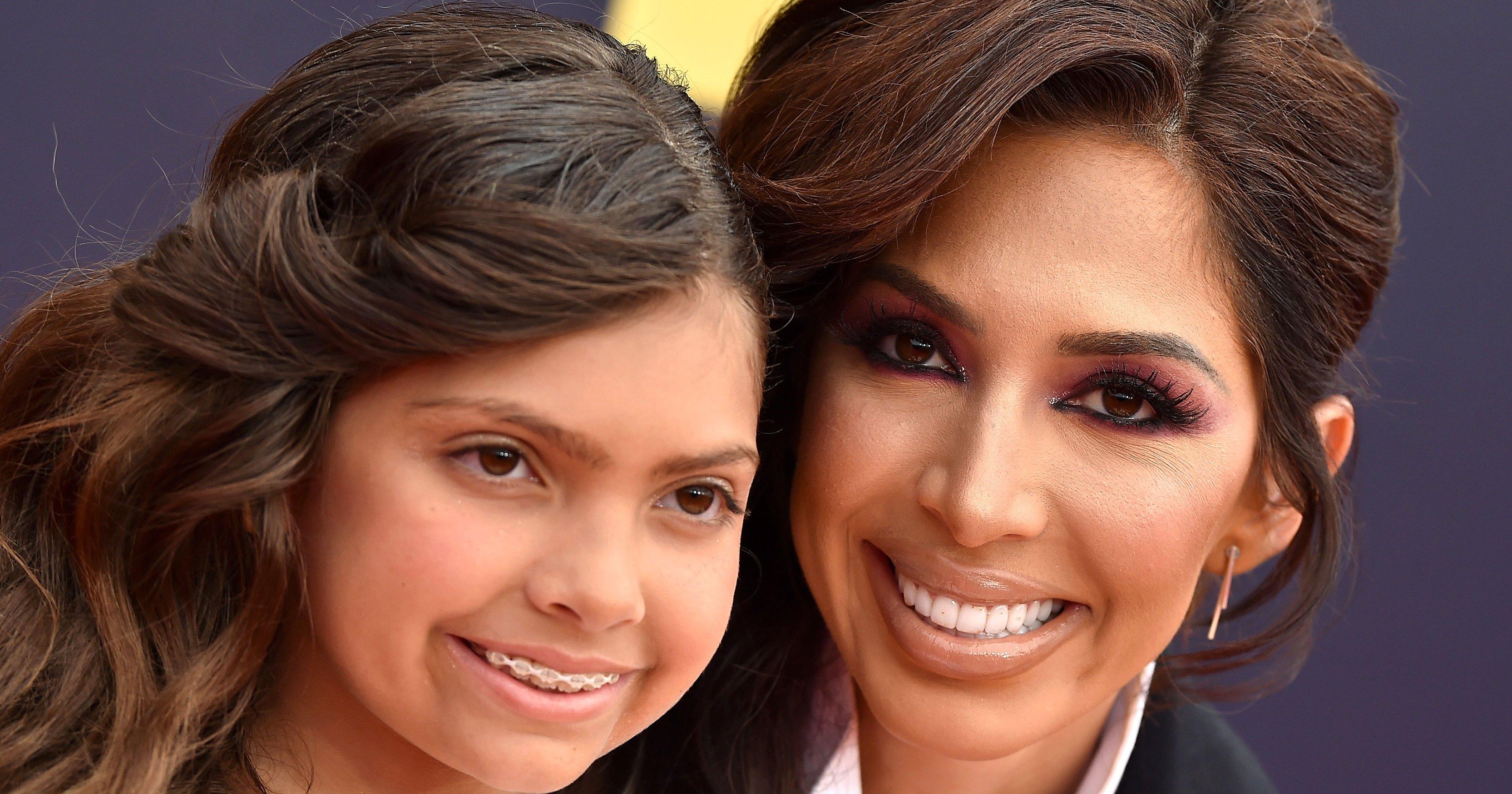 Farrah Abraham Defends Video of Daughter, 9, Dancing in Underwear