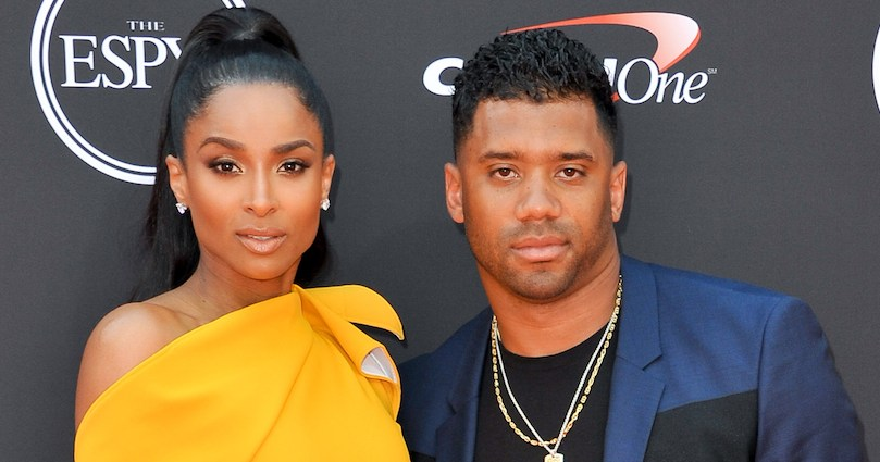 Ciara and Russell Wilson Appear to Respond to Her Ex Future's Slam