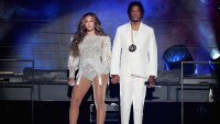 "Beyonce And Jay-Z ""On The Run II"" Tour - Los Angeles"
