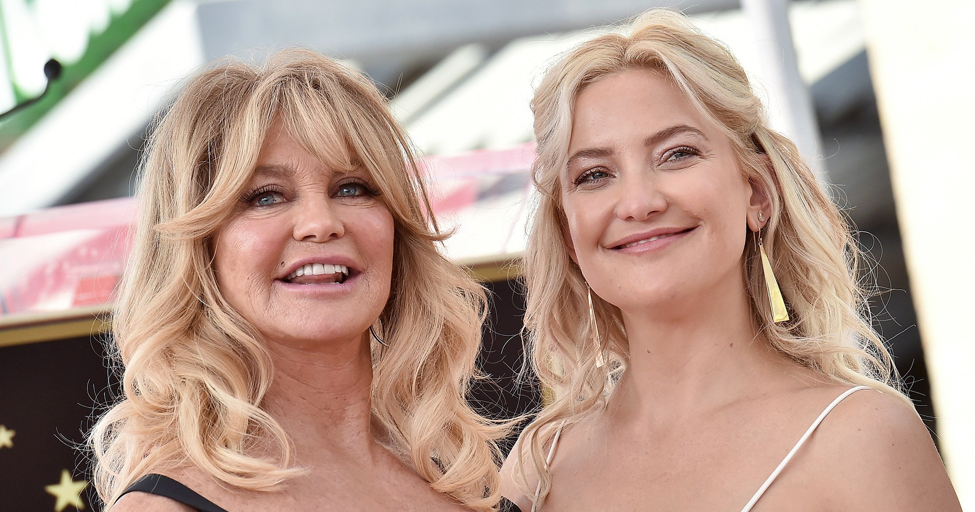 Goldie Hawn and Kate Hudson Recall Hilarious Birthing Story