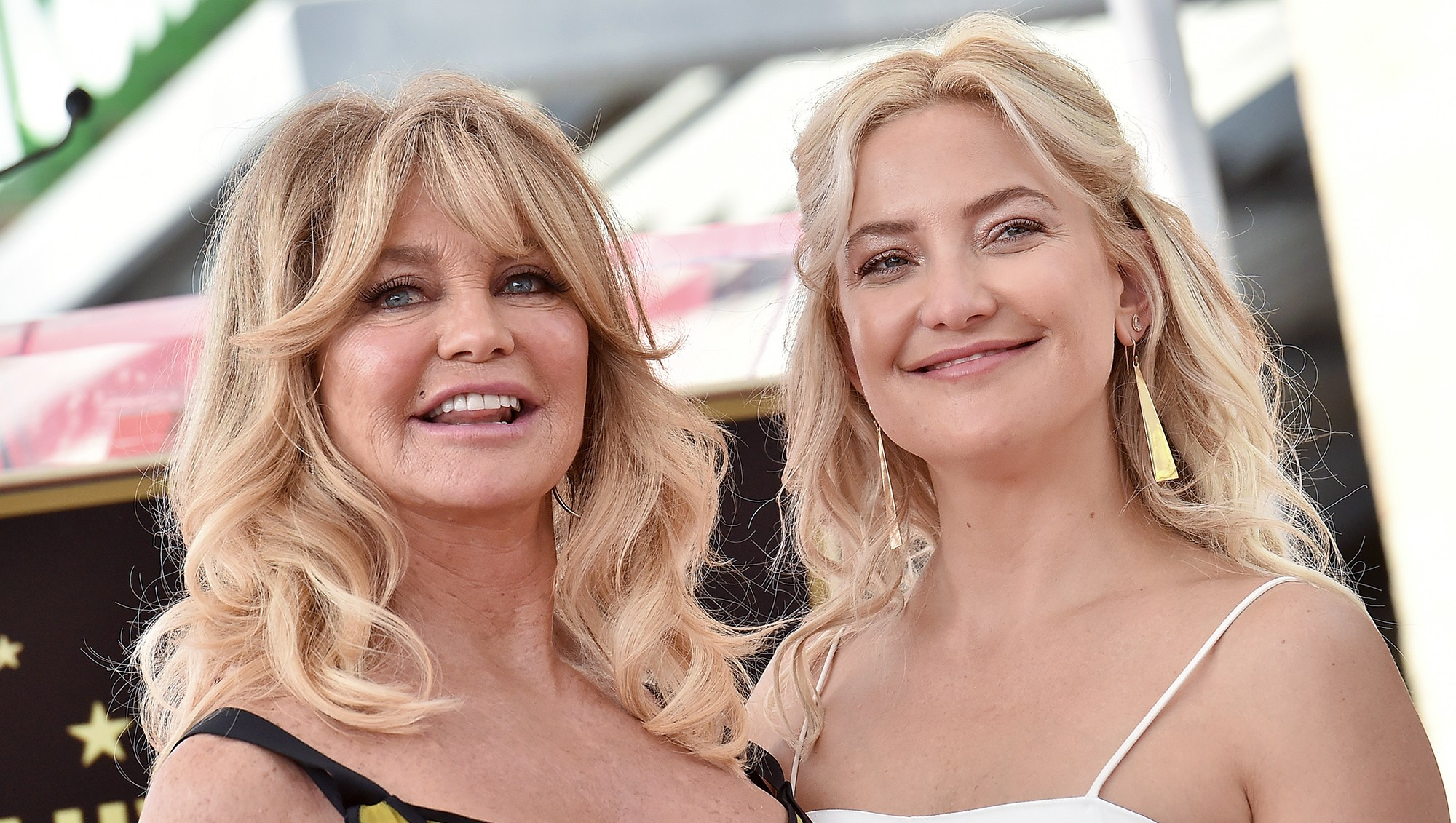 Goldie Hawn Jokes About Being a Little Too Close During Daughter Kate Hudson's Labor