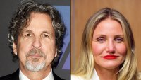 'Green Book' Director Peter Farrelly Apologizes for Flashing Cameron Diaz, Others Years Before Golden Globes Win
