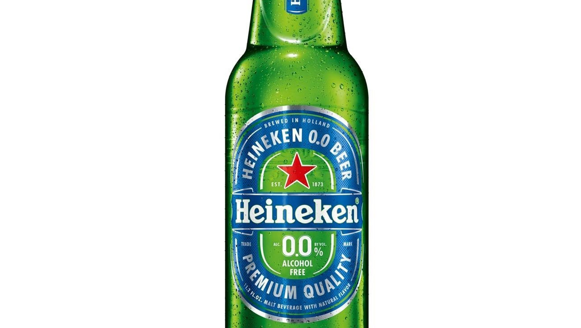 Heineken Releases Zero-Alcohol Beer That Tastes Like the Real Thing; '[It's] for Beer Lovers'