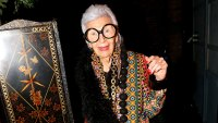 Iris Apfel signed with IMG at 97