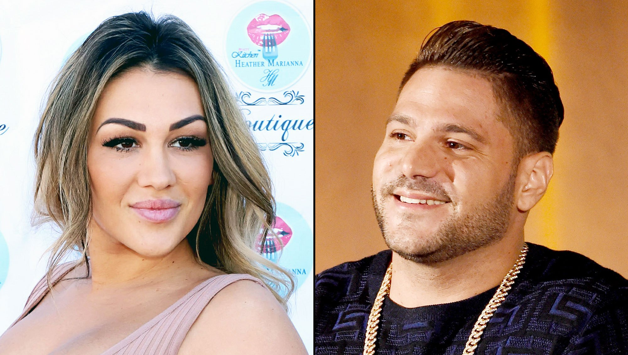 Jen Harley Ronnie Ortiz Magro Narcissist Police Report