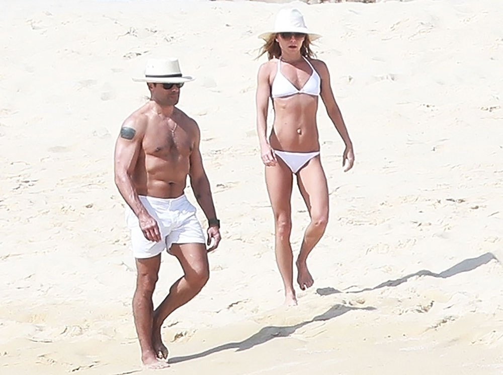 Kelly ripa bikini body rather