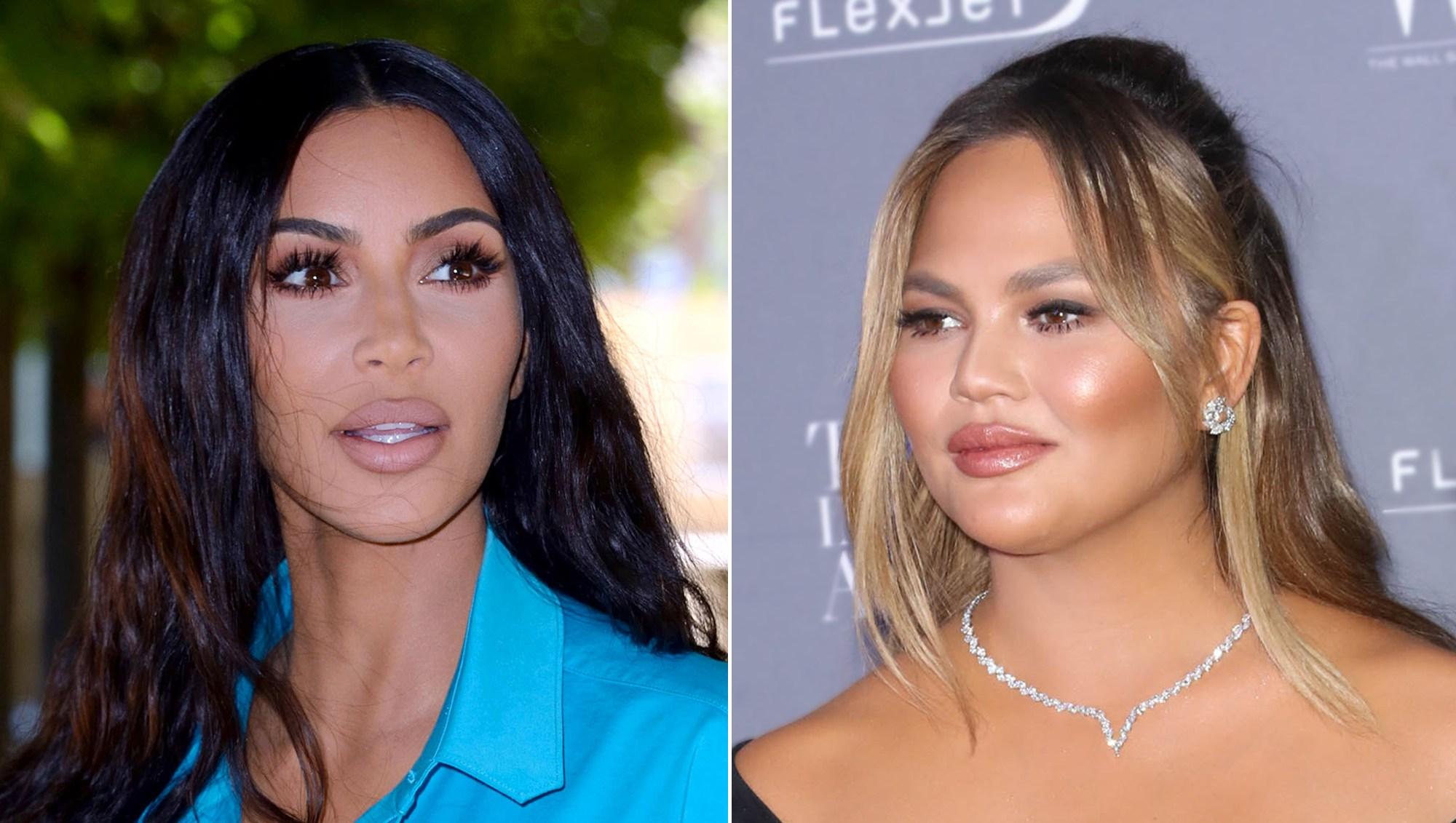 Kim Kardashian Might Be Last Person to Watch Bird Box - and Chrissy Trolls Her!