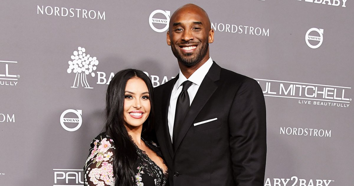 Kobe Bryant's Wife Vanessa Is Pregnant With Fourth Baby Girl