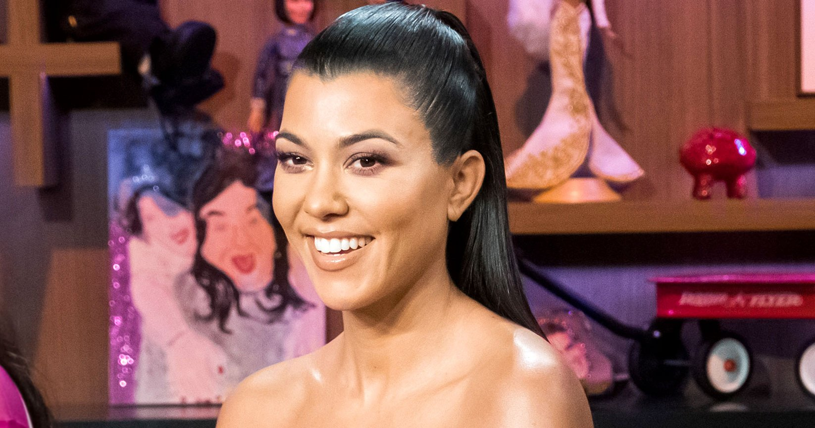 Kourtney Kardashian Says She Wants 'to Be in Love' After Vacationing With Luka Sabbat