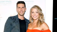 Krystal-Nielson-and-Chris-Randone-expecting