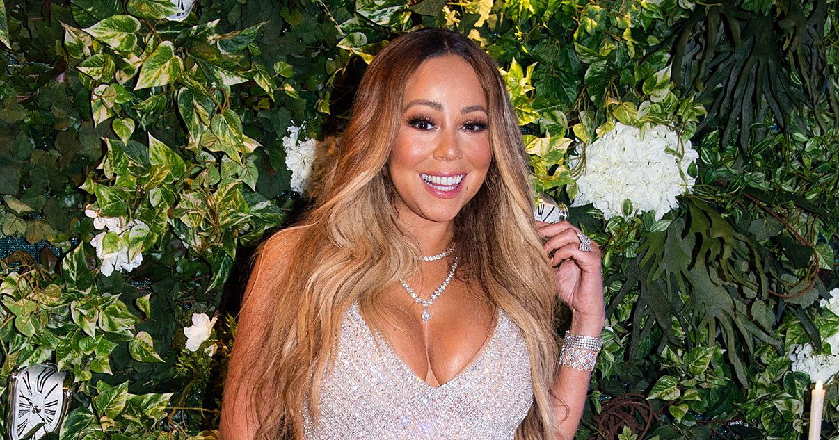 Mariah Carey Just Won the #10YearChallenge: 'Time Is Not Something I Acknowledge'