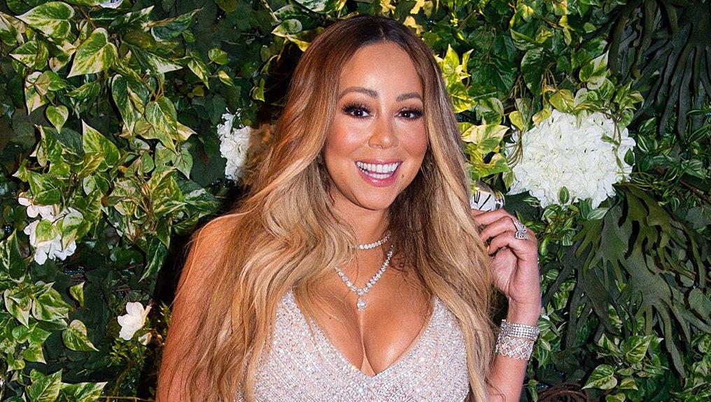 Mariah Carey Just Won the #10YearChallenge