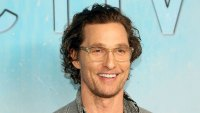 Matthew McConaughey Comes Out With Bruises