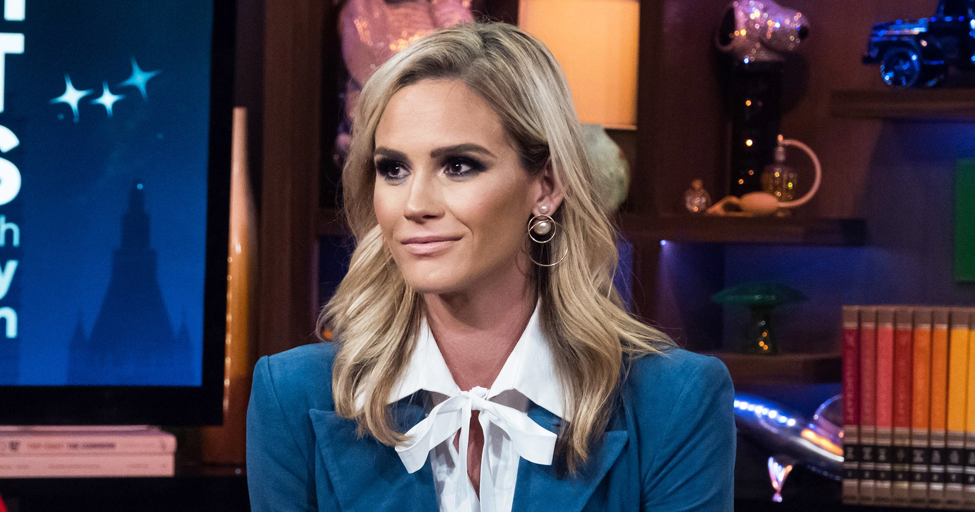 Meghan King Edmonds Talks Her Twins' Diapers, Sleeping Schedule