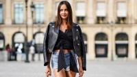 Model Leather Jacket