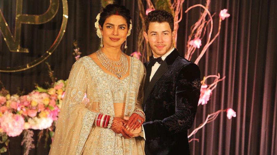 Nick Jonas and Priyanka Chopra Host Another Wedding Reception With North Carolina Celebration