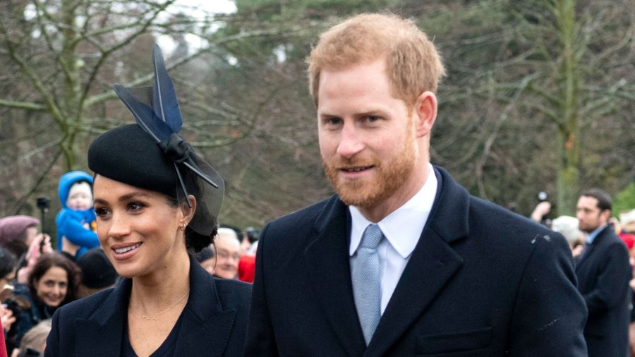 Prince Harry Leaves Pregnant Duchess Meghan at Home As He Visits London Pub