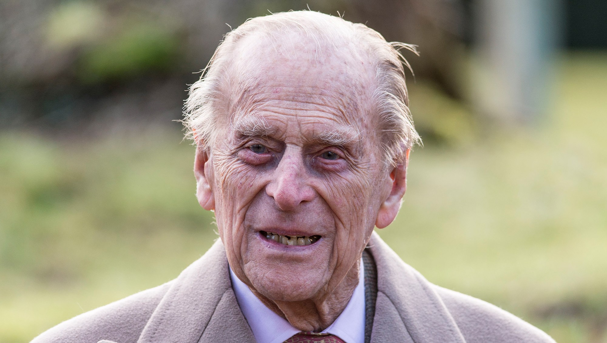 Prince Philip, 97, Involved in Car Accident Near Sandringham Estate
